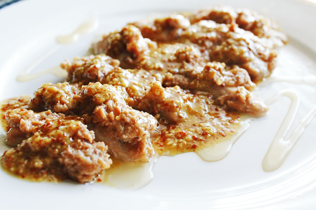 clean eating idea - honey walnut crusted chicken 3