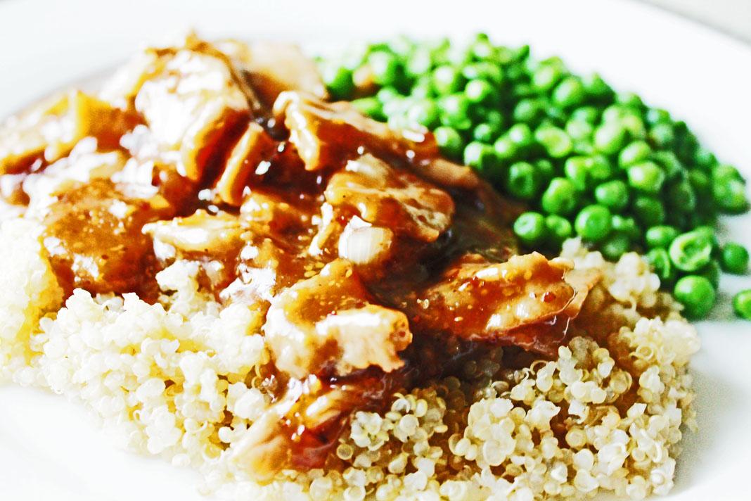 clean eating ideas - maple pork 2