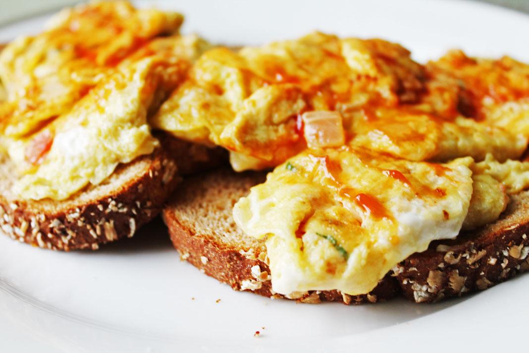 clean eating ideas - southwestern eggs 2