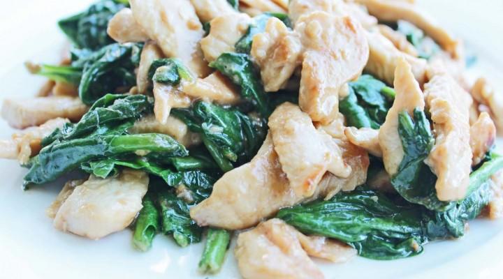 clean eating dinner recipe
