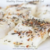 healthy dinner recipe for clean eating