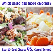 clean eating recipes - calorie quiz 1
