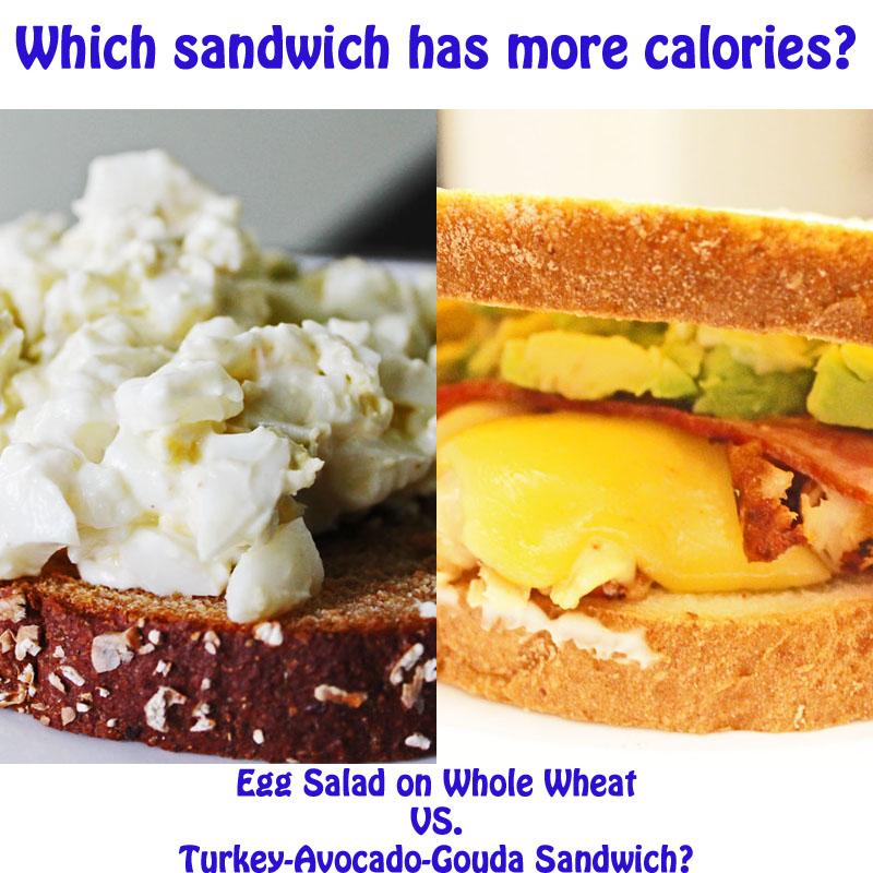 ... for: Egg Salad Sandwich // Recipe for Turkey-Avocado-Gouda Sandwich