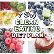clean eating diet plan 2 - pin1